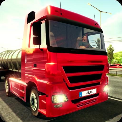 تحميل لعبه Truck Simulator 2018 مهكره وجاهزه