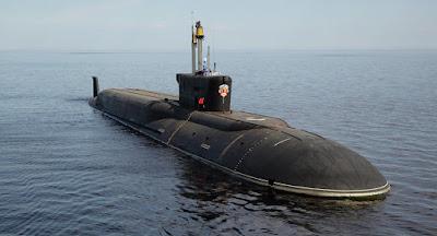 Rusia inicia el proyecto para fabricar un submarino nuclear 'sísmico'