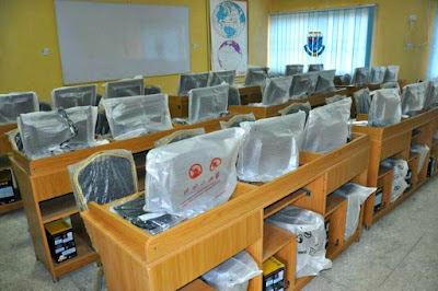 Nigerian Air Force Establishes New Secondary School In Shasha, Lagos State
