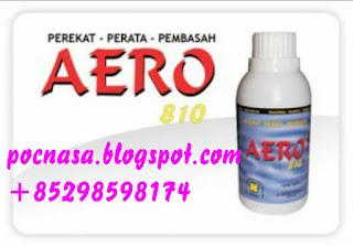 Perekat Dan Perata Aero 810