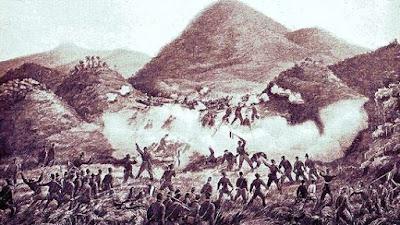 Sejarah Terjadinya dan Berlangsungnya Perang Padri