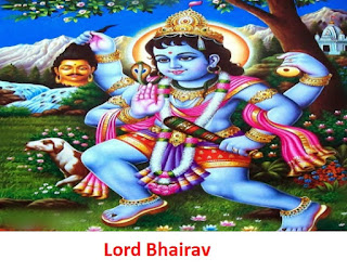 bhairav ji ki aarti, bhairav aarti hindi lyrics