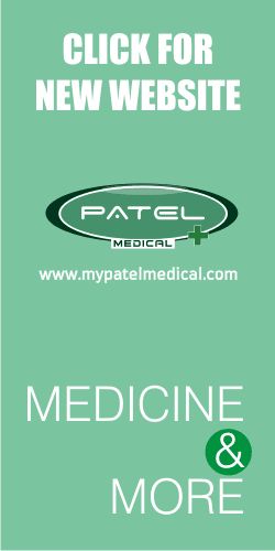 Patel Medical & General Stores: Homoeopathic Medicines