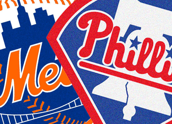 Philadelphia Phillies visit the New York Mets