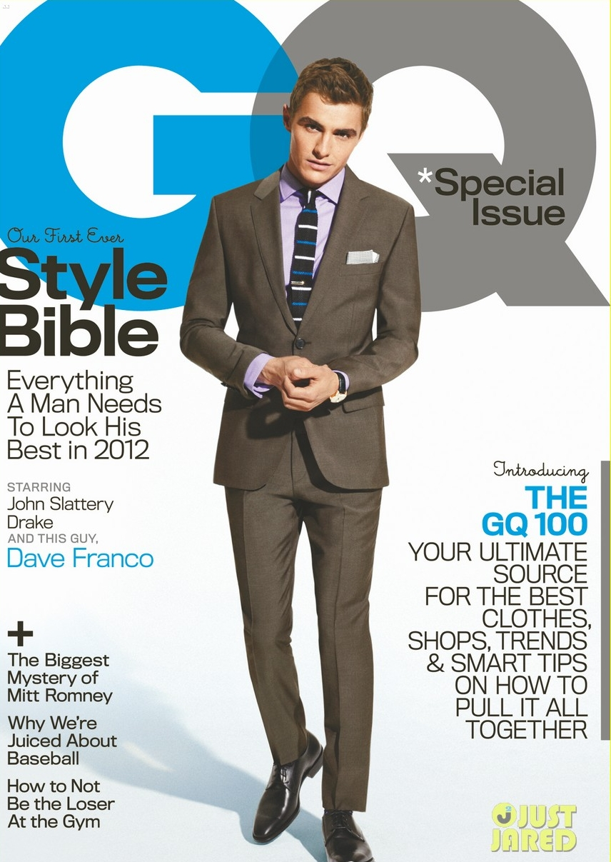 Gq men dave drake john fashionably fly for Gq magazine cover template