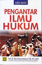 ajibayustore  Judul Buku : PENGANTAR ILMU HUKUM Pengarang : prof. Dr. peter Mahmud Marzuki, S.H., M.S. LL.M Penerbit : Kencana