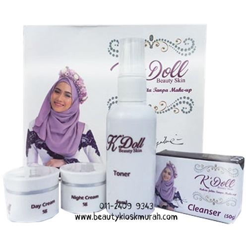 K Doll Beauty Skin