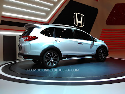 Honda BR-V made with Honda Earth Dreams Technology