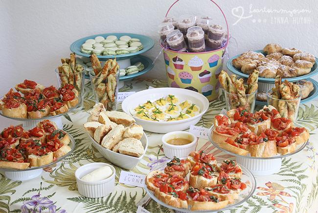 Kitchen Tea Party Ideas Activities