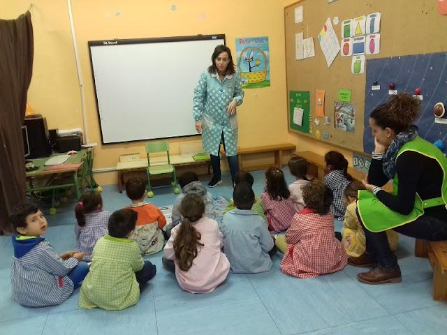 colegios rurales en Galicia
