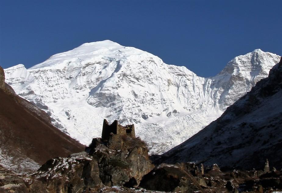 Jomolahari Mounain Bhutan
