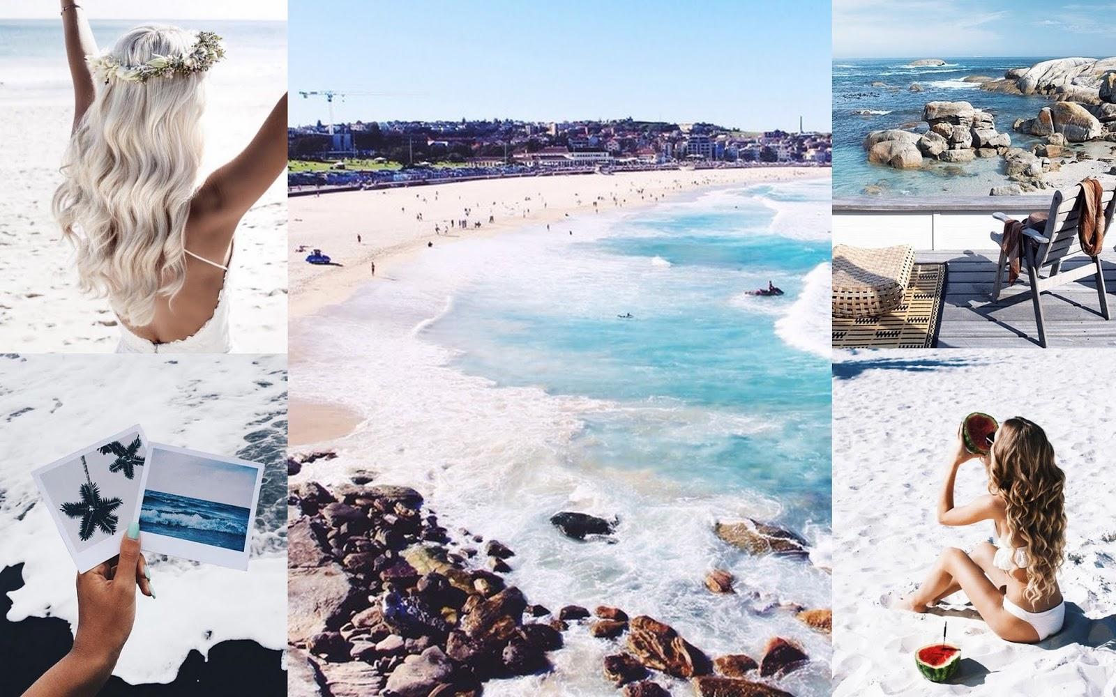 Inspiracje miesiąca : lato.
