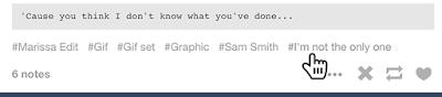 Tumblr-hashtags