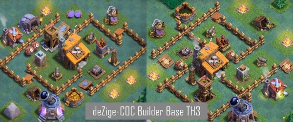 Builder Base TH3-4