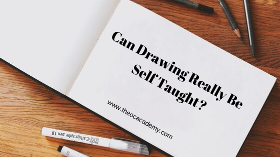 Can Drawing Really Be Self Taught?