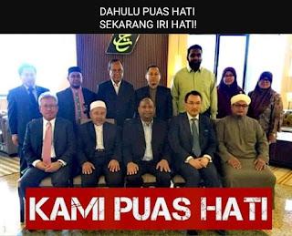 Image result for PAS  dan hadi puas hati dengan Tabung haji