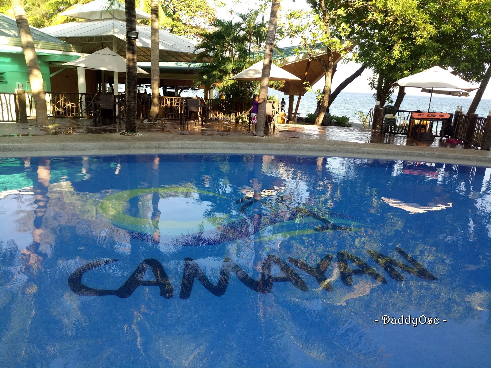 Camayan Beach Resort And Hotel Subic Zambales Philippines Daddy O