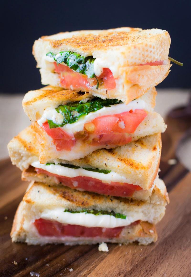 recetas de sándwiches gourmet