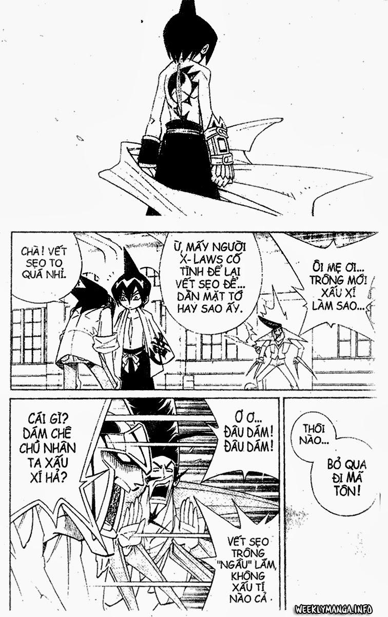 Shaman King [Vua pháp thuật] chap 185 trang 2
