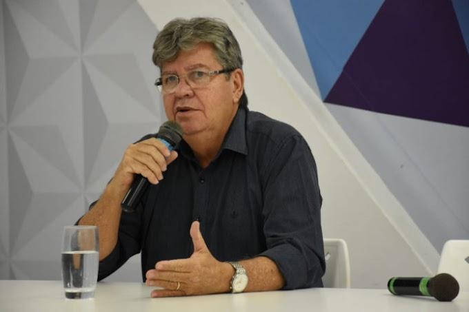 JOÃO AZEVEDO: Anuncia secretários de governo; veja lista.