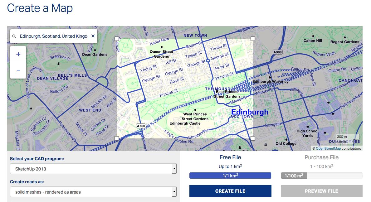 The Sketchup Blog: Sketchup Placemaker Free version ?