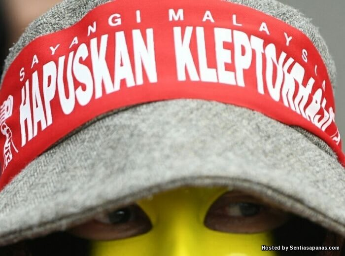 Ciri-ciri Negara Kleptokrasi
