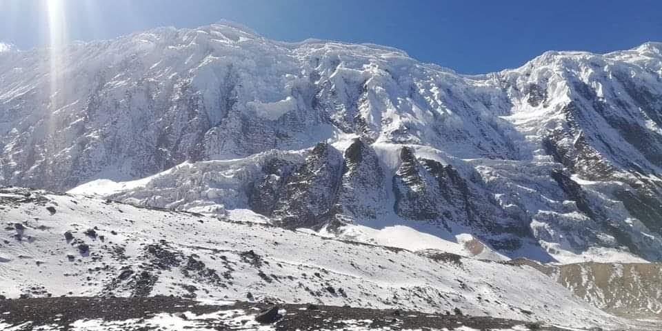 Tilicho Lake Annapurna Mountain