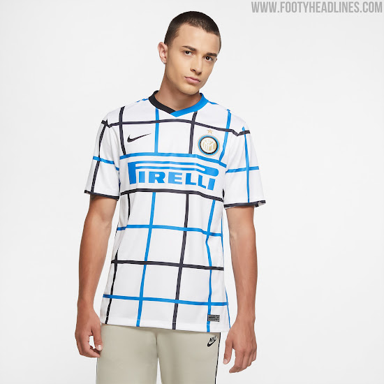 Nike Inter Mailand 20 21 Auswartstrikot Veroffentlicht Nur Fussball