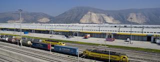 Interporto di Nola: traffico merci in crescita