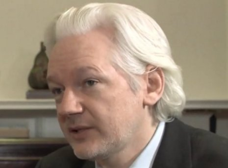 Aug. 6, 2016: Wikileaks Julian Assange on Clinton, Trump and Sanders