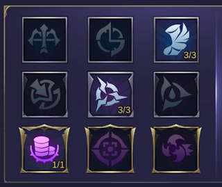 Emblem Talent Untuk Hero Claude