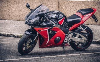 Wallpaper: Honda CBR