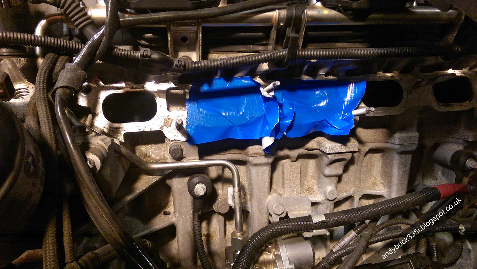 DIY Intake Valve Clean, New Spark Plugs and Rob Beck PCV