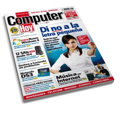 Computer Hoy – Di no a la letra pequeña, 10 Junio 2011