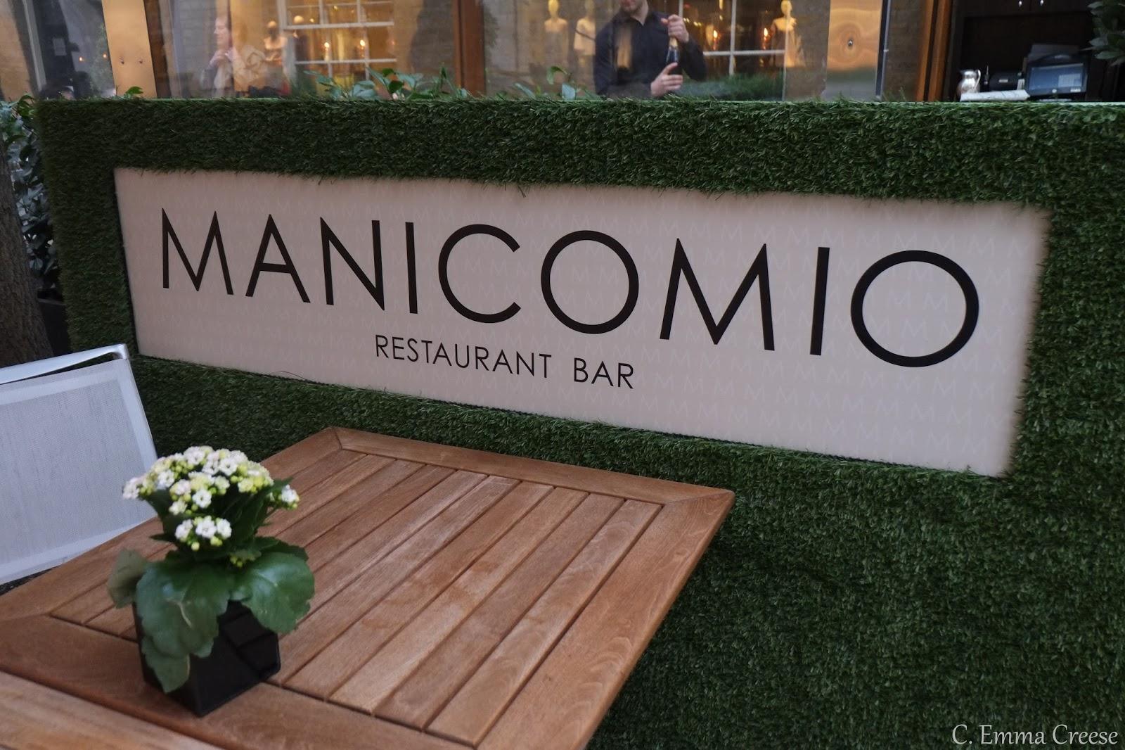 Manicomio Restaurant Duke of York Square Adventures of a London Kiwi