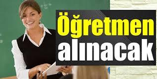 Müjde!!! 10 bin öğretmen alımı!