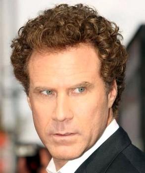Gaya rambut pendek pria curly