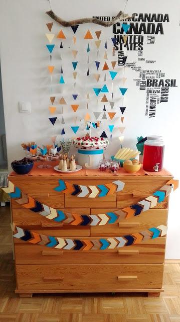 dekoracje na urodziny diy