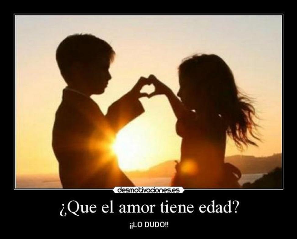Gerardo La Diferencia De Edad No Es Obstaculo Al Verdadero Amor