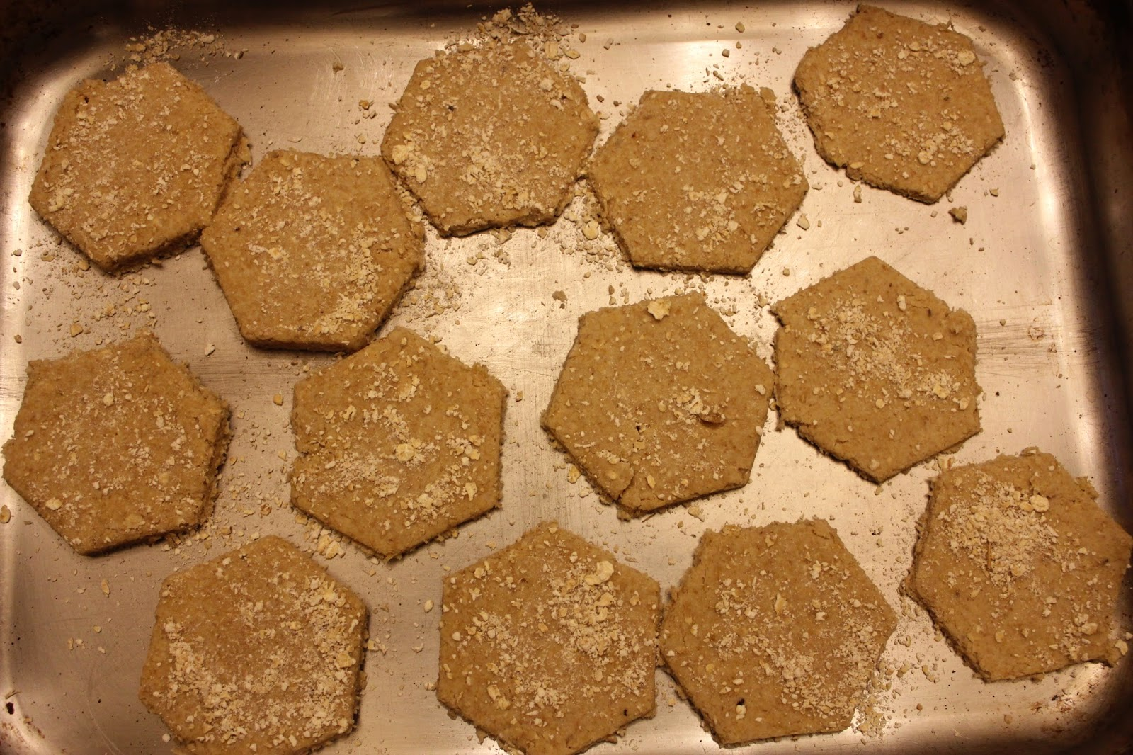Scottish oatcake organic recipe