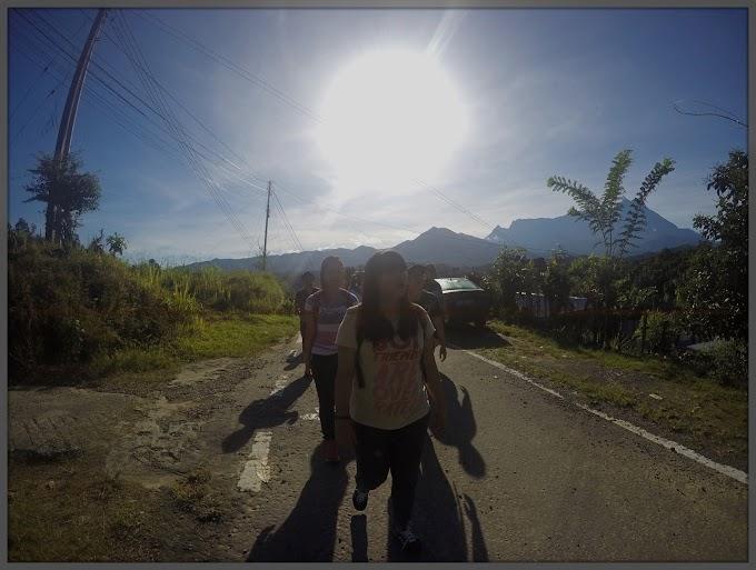 Singkug Hill Bayayat, Kota Belud - JANGAN Ikut Trail B !