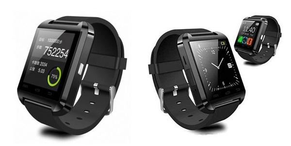 Smartwatch Murah Terbaik dan Canggih Dibawah 1 Juta U8 Smartwatch