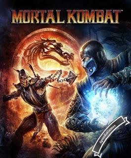 Mortal Kombat Cover, Poster