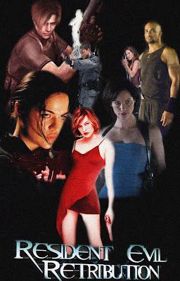 Resident Evil: Retribution Stream
