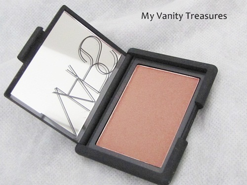 Nars Lovejoy Blush Review