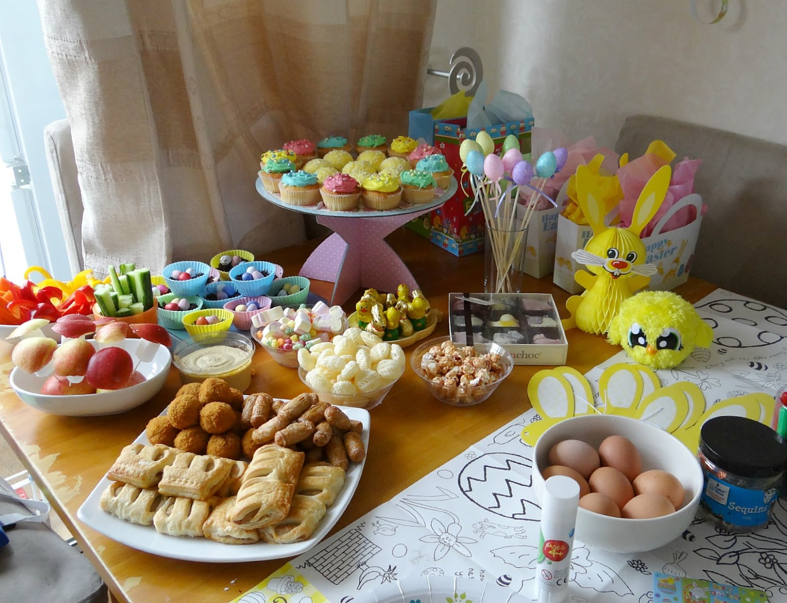 Easter Party Ideas Easter Craft Kinder