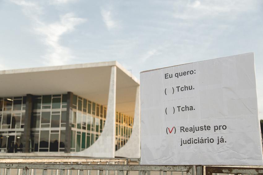 judiciário em brasilia