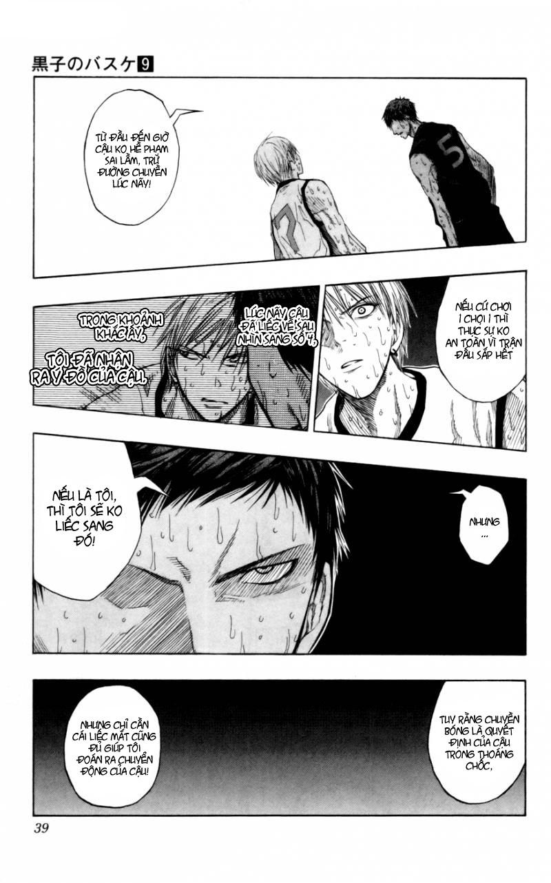 Kuroko No Basket chap 072 trang 10
