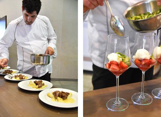 Küchenchef im Van der Valk Hotel: Enrico Martin