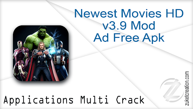 Newest Movies HD v3.9 Mod Ad Free Apk